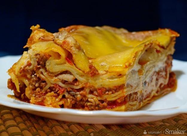 Pyszna lasagne