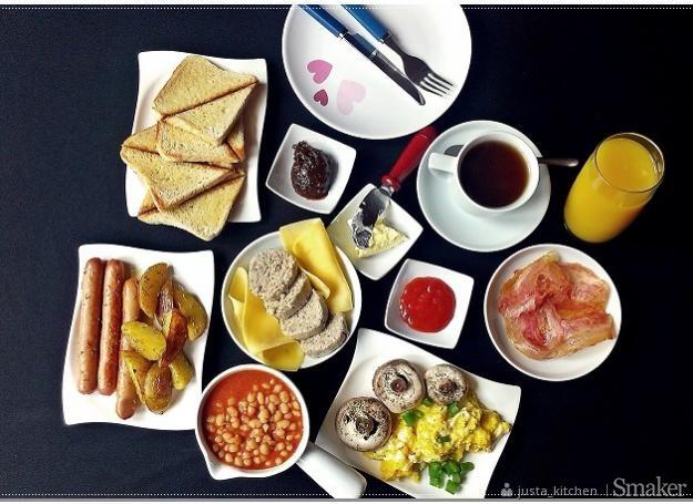 Śniadanie wyspiarskie