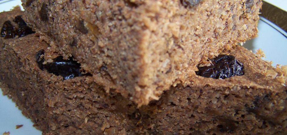 Ciasto gryczano korzenne (dietetyczne) (autor: caralajna ...