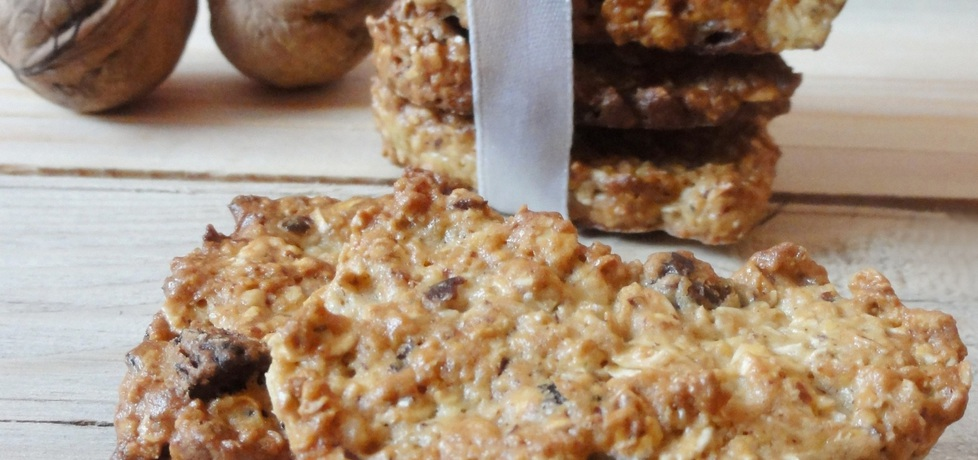 Ciasteczka owsiane (autor: ilonaalbertos)