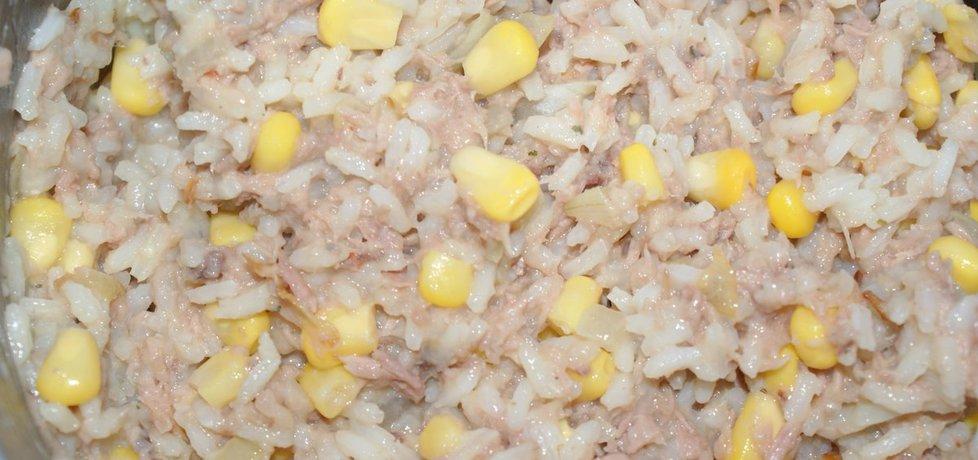 Tuńczyk z ryżem na obiad (autor: jadwiga18)