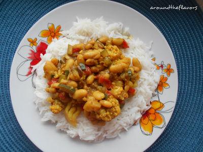 Vegańskie curry