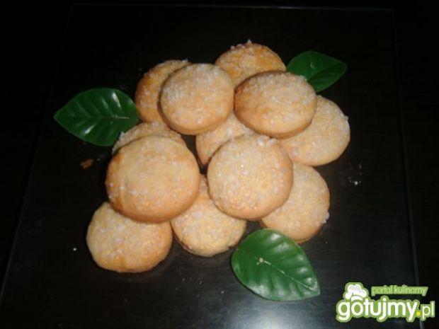 Kruche ciasteczka z cukrem  super przepis