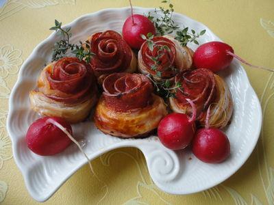 Francuskie różyczki