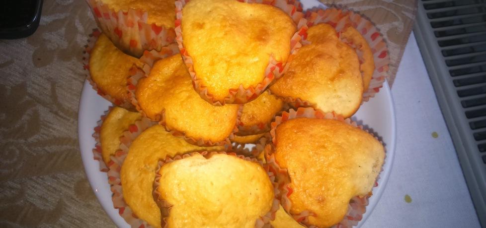 Babeczki mandarynkowo