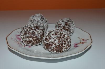 Bajaderki w kokosie