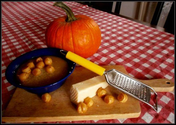 Przepis  zupa krem z dyni przepis