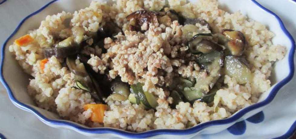 Warzywa z wołowiną (z kuchni chińskiej) (autor: katarzyna40 ...