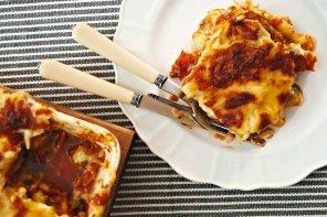 Lazania mięsno-warzywna  prosty przepis i składniki