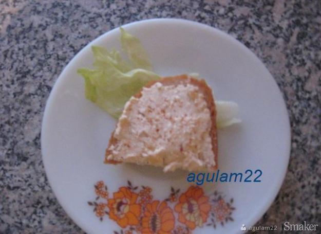 Pasta kanapkowa z białego sera