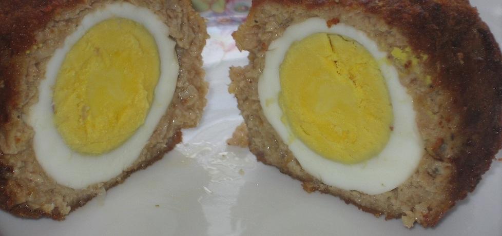 Kotleciki mielone z jajkiem w środku (autor: dorota59 ...