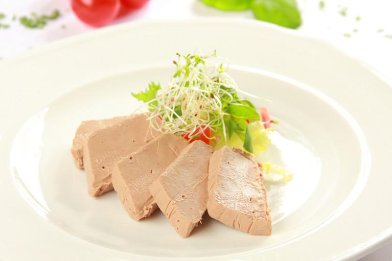 Pasztet z wątróbek a la foie gras