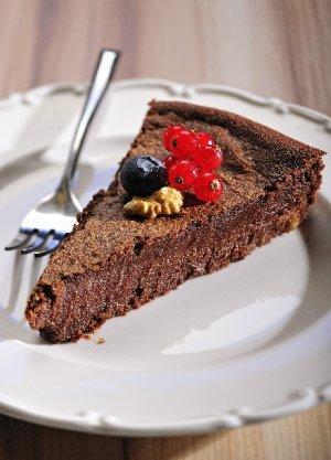 Czekoladowe brownie  prosty przepis i składniki