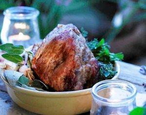 Pieczeń z mięsa koziego  prosty przepis i składniki
