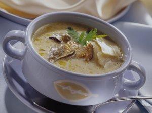Aromatyczna zupa grzybowa  prosty przepis i składniki