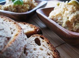 Pasta jajeczna  prosty przepis i składniki