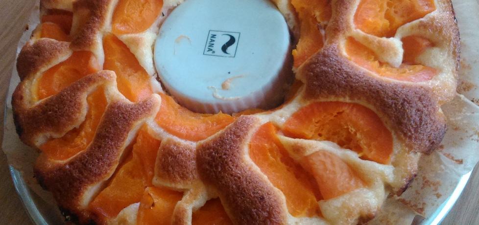 Ciasto z morelami i skórką cytrynową (autor: triss)