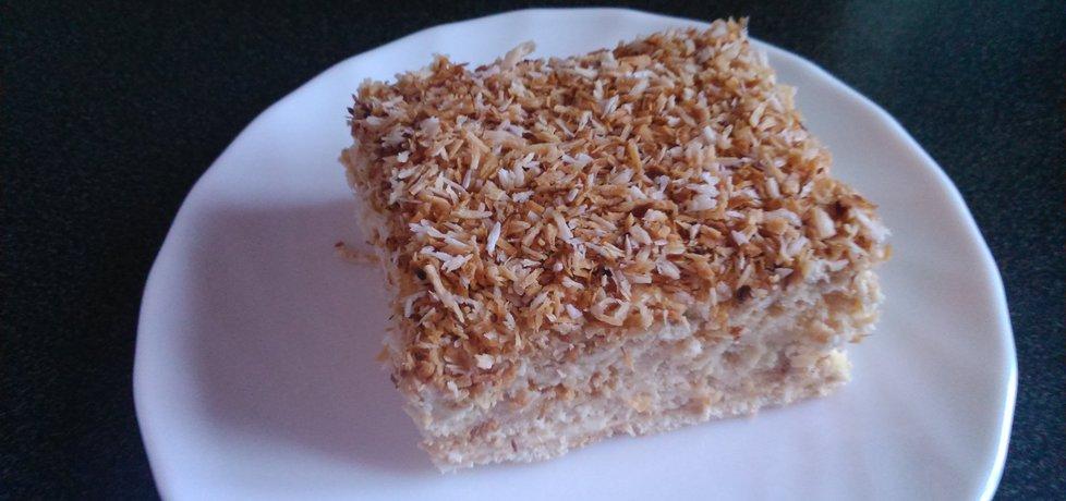 Ciasto rafaello bez pieczenia (autor: czyki)
