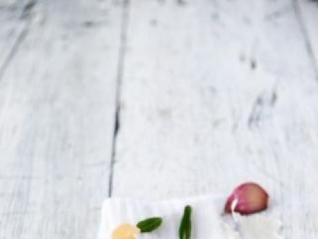 Przepis  ziołowy makaron do lasagne przepis