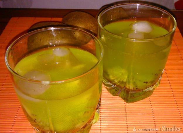 Martini z kiwi