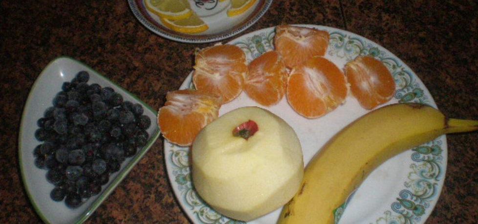 Sałatka owocowa (autor: ilonaalbertos)