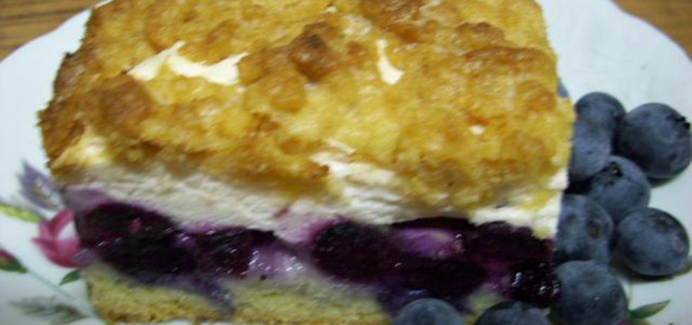 Ciasto z borówką amerykańską (autor: misia53)