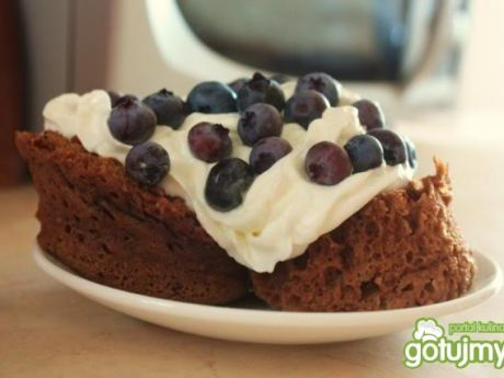 Przepis  szybkie ciasto brownie przepis