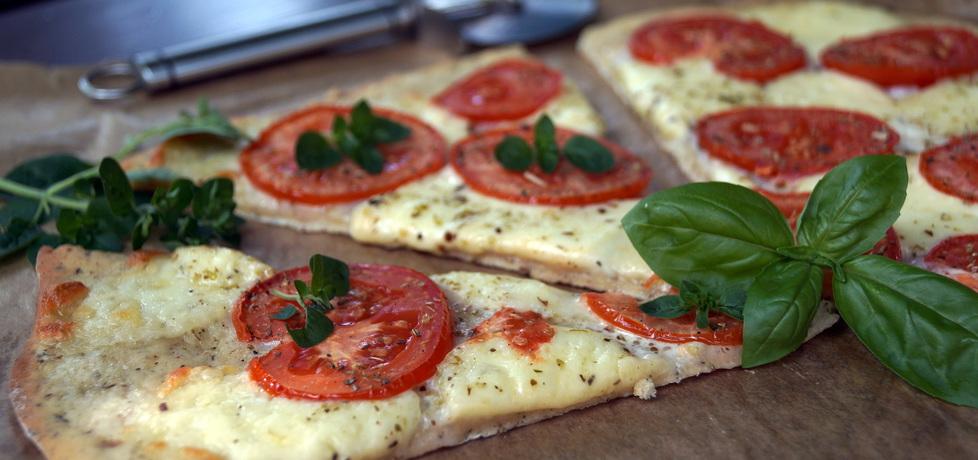 Pizza margherita (autor: kulinarne-przgody-gatity)