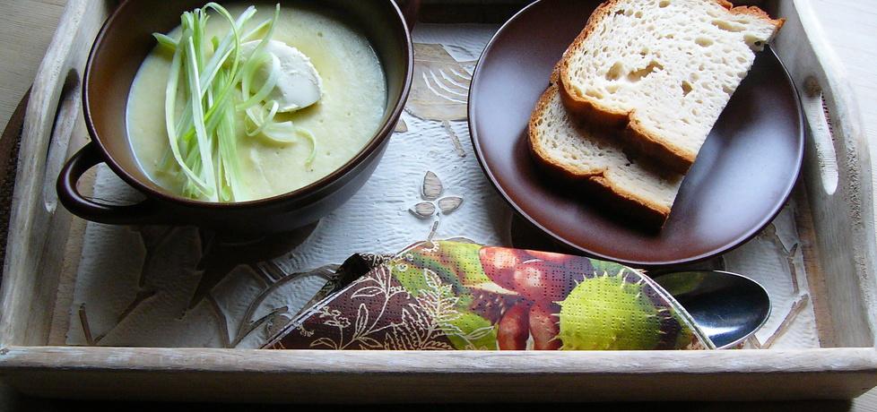 Zupa z serem pleśniowym (autor: benka)