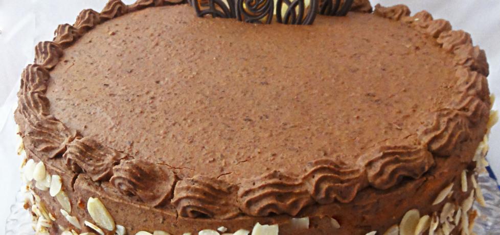 Tort czekoladowy (autor: ilonaalbertos)