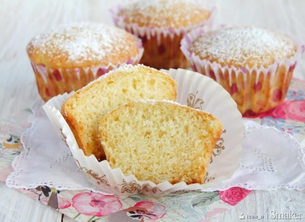 Muffinki z mlekiem skondensowanym