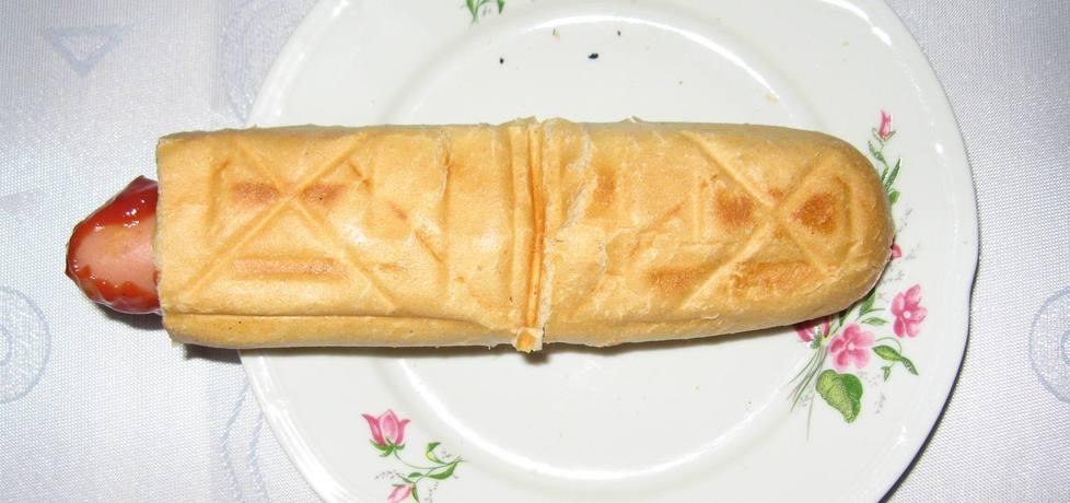 Domowy hot dog inaczej (autor: plocia)