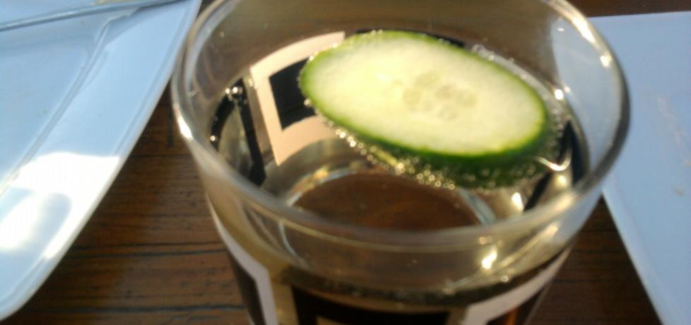 Drink z ogórkiem (autor: justa32)