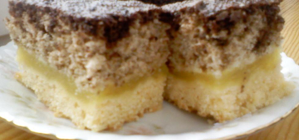 Ciasto jabłkowo-orzechowe (autor: mar3sta)
