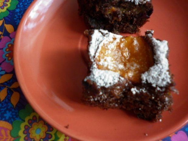 Przepis  ciasto czekoladowo