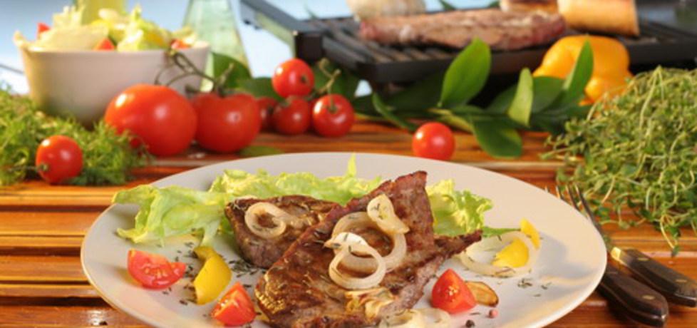 Grill: stek wołowy po toskańsku (autor: doradca