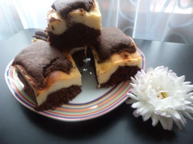 Przepis  smaczne ciasto poduszkowiec przepis