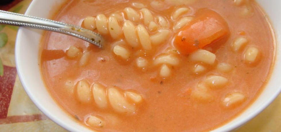 Zupa pomidorowa ze swiderkami (autor: edyta38)