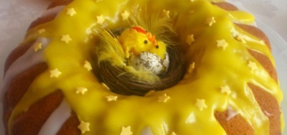 Wielkanocna babka cytrynowa (autor: ilka86)