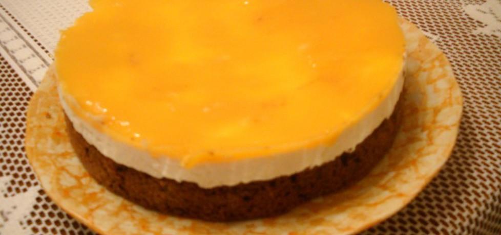 Ciasto z bitą śmietaną i ajerkoniakiem (autor: bernadeta1 ...