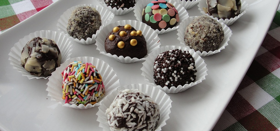 Trufle czekoladowe (autor: alaaa)
