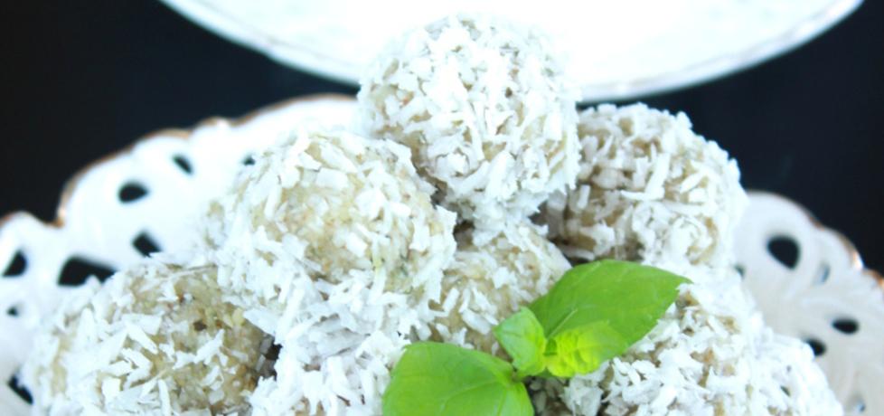 Trufelki kokosowo orzechowe (autor: wedith1)