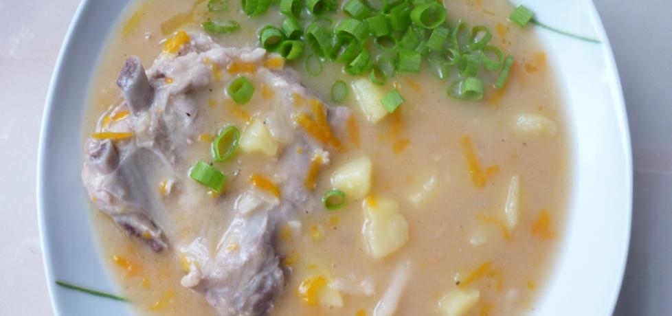 Zupa ziemniaczana wiejska (autor: renatazet)