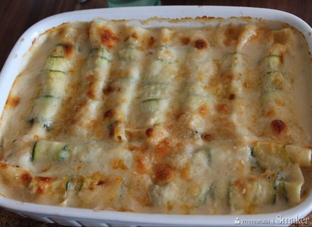 Cannelloni z cukinią