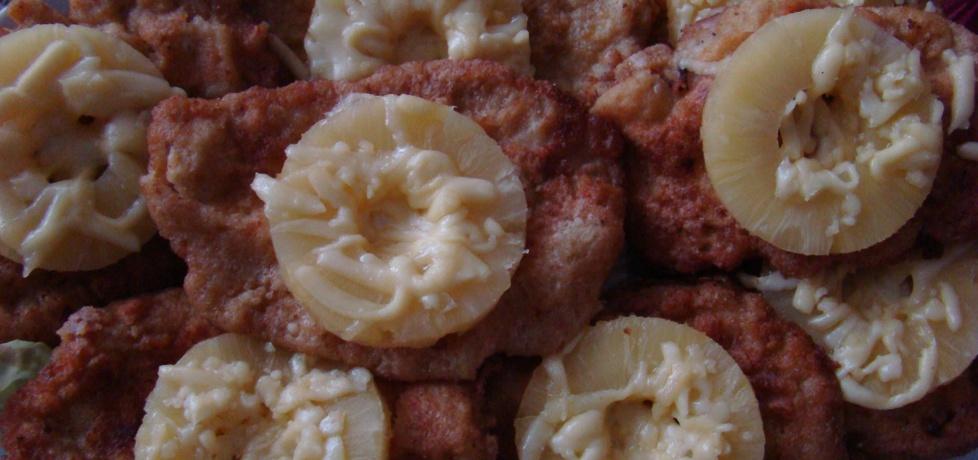 Kotlety schabowe z ananasem (autor: kate500)