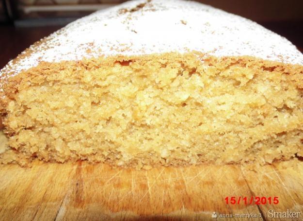 Ciasto kokosowe z mleczkiem kokosowym