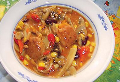 Potrawka chińska