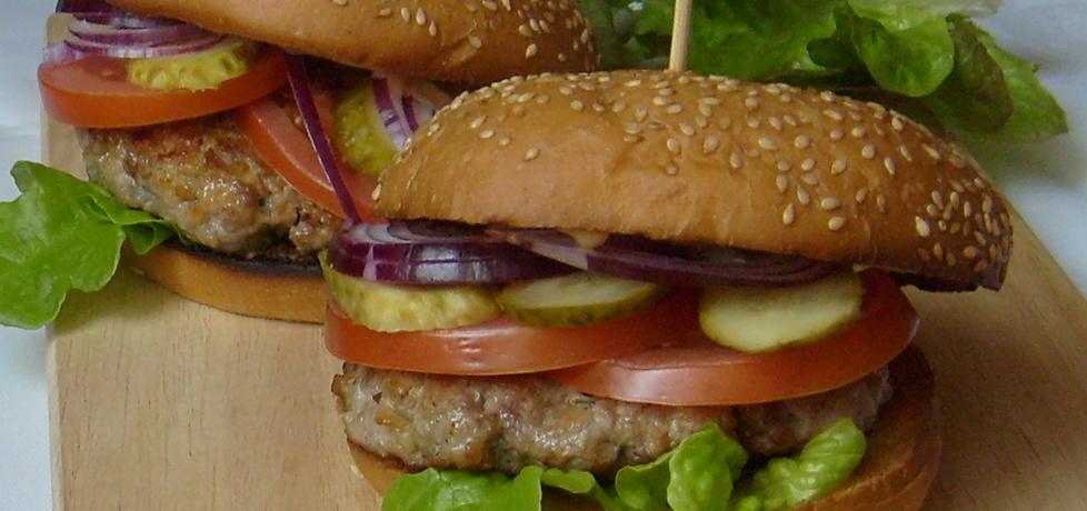 Hamburgery z łopatki wieprzowej (autor: grazyna0211 ...