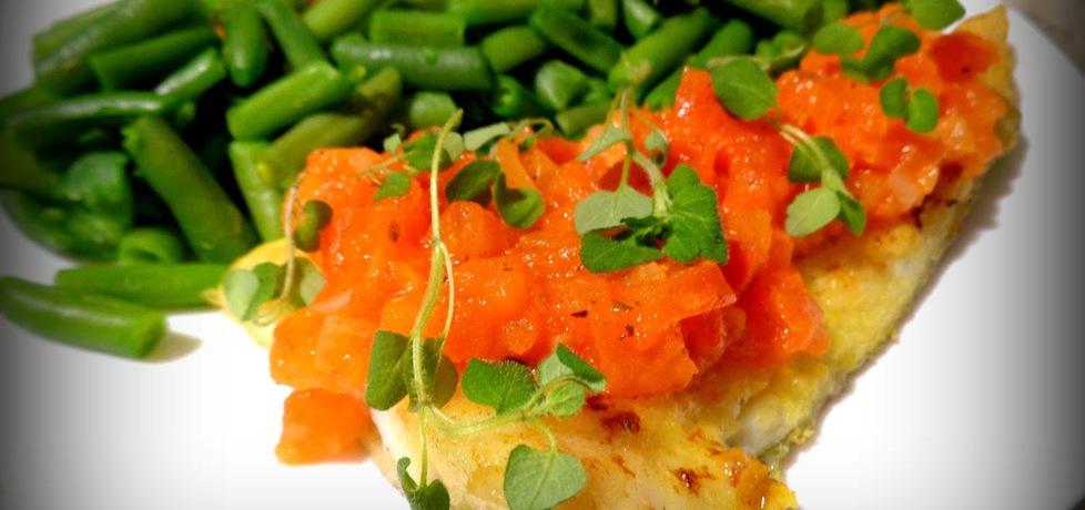 Dorsz curry z sosem ze świeżych pomidorów (autor: jejkuchnia ...