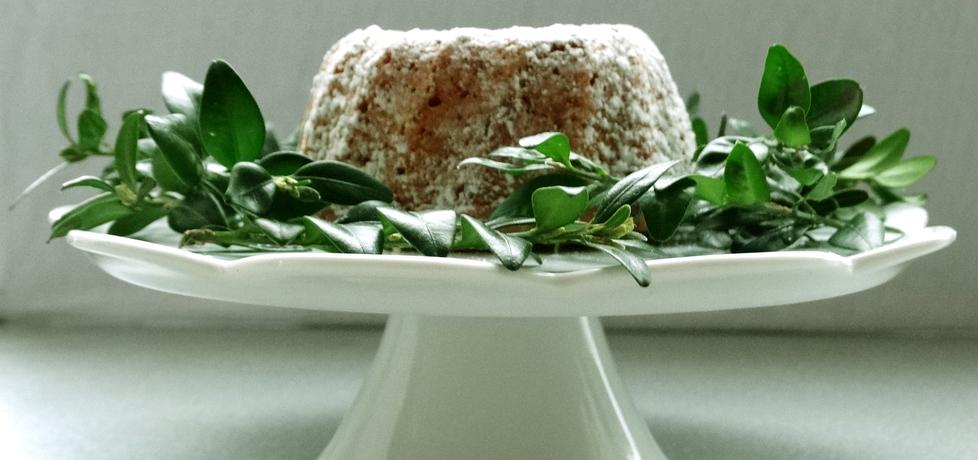 Mini babka piaskowa do święconki (autor: internetowa